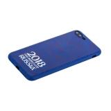 Чехол-накладка TPU Deppa D-103927 ЧМ по футболу FIFA™ Official Logotype для iPhone 8 Plus Синий