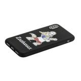 Чехол-накладка TPU Deppa D-103946 ЧМ по футболу FIFA™ Zabivaka 1 для iPhone XS (5.8)
