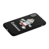 Чехол-накладка TPU Deppa D-103949 ЧМ по футболу FIFA™ Zabivaka 4 для iPhone XS (5.8)