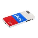 Чехол-накладка PC Deppa D-103893 ЧМ по футболу FIFA™ Flag Russia для iPhone 7 (4.7)