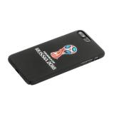 Чехол-накладка PC Deppa D-103916 ЧМ по футболу FIFA™ Official Emblem для iPhone 8 Plus (5.5)