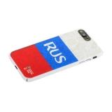 Чехол-накладка PC Deppa D-103917 ЧМ по футболу FIFA™ Flag Russia для iPhone 8 Plus (5.5)