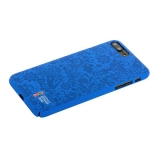 Чехол-накладка PC Deppa D-103920 ЧМ по футболу FIFA™ Official Pattern для iPhone 7 Plus (5.5) Синий