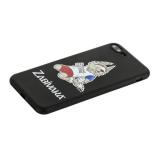 Чехол-накладка TPU Deppa D-103924 ЧМ по футболу FIFA™ Zabivaka 3 для iPhone 8 Plus