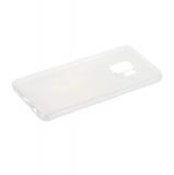 Чехол силиконовый для Samsung GALAXY S9 супертонкий в техпаке (прозрачный)