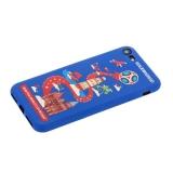 Чехол-накладка TPU Deppa D-103909 ЧМ по футболу FIFA™ Kaliningrad для iPhone 8 (4.7)