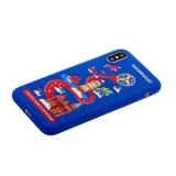 Чехол-накладка TPU Deppa D-103957 ЧМ по футболу FIFA™ Kaliningrad для iPhone X (5.8)
