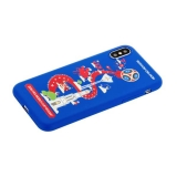Чехол-накладка TPU Deppa D-103960 ЧМ по футболу FIFA™ Rostov-on-Don для iPhone XS (5.8)