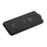Стекло защитное Remax 3D GL-27 для iPhone XS/ X (5.8) 0.3mm Black