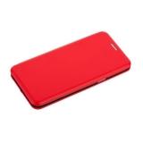 Чехол-книжка кожаный Fashion Case Slim-Fit для Samsung Galaxy S9 Red Красный