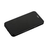 Чехол-книжка кожаный Fashion Case Slim-Fit для Samsung Galaxy S9 Plus Black Черный