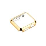 Чехол пластиковый COTEetCI Soft case для Apple Watch Series 3/ 2/ 1 (CS7046-CE) 42мм Золотистый