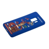 Чехол-накладка TPU Deppa D-104737 ЧМ по футболу FIFA™ Kaliningrad для Samsung GALAXY S9 SM-G960F