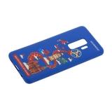 Чехол-накладка TPU Deppa D-104760 ЧМ по футболу FIFA™ Kaliningrad для Samsung GALAXY S9+ SM-G965F