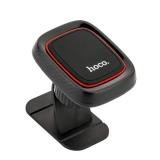 Автомобильный держатель Hoco CA24 Lotto series magnetic automotive center adsorbed holder магнитный универсальный черный