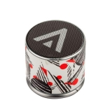 Портативный Bluetooth динамик iCarer Mini Portable Fabric Speaker BF-120 (ISYX01) 3W-65db Белый
