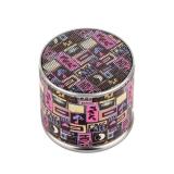 Портативный Bluetooth динамик iCarer Mini Portable Fabric Speaker BF-120 (ISYX01) 3W-65db Фиолетовый