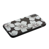 Накладка PC+TPU BLING BALLY Luxury Diamond Case для iPhone X Цветы