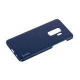 Чехол-накладка пластик Soft touch Deppa Air Case D-83342 для Samsung GALAXY S9+ SM-G965F 1мм Синий