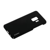 Чехол-накладка пластик Soft touch Deppa Air Case D-83338 для Samsung GALAXY S9 SM-G960F 1мм Черный
