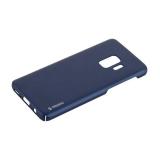 Чехол-накладка пластик Soft touch Deppa Air Case D-83339 для Samsung GALAXY S9 SM-G960F 1мм Синий