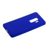 Чехол-накладка силикон Anycase TPU A-140255 для Samsung GALAXY S9+ SM-G965F 1.0 мм матовый Синий