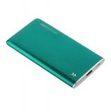 Аккумулятор внешний универсальный Remax RPP 78- 5000 mAh Crave power bank (USB: 5V-2.0A) Green Зеленый