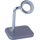 Док-станция COTEetCI Base21 Dock для Apple Watch stand CS7203-GY Серый