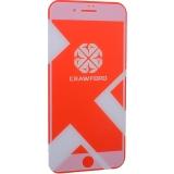 Стекло защитное XO Full screen Protector полноэкранное 0.26mm для iPhone 8 Plus/ 7 Plus (5.5) FC1 White