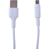 USB дата-кабель Hoco X25 Soarer charging data cable MicroUSB (1.0 м) White