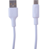 USB дата-кабель Hoco X25 Soarer charging data cable Type-C (1.0 м) White