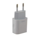 Адаптер питания Remax RP-U14 Traveller series charger с кабелем Lightning (USB: 5V max 2.4A) Белый