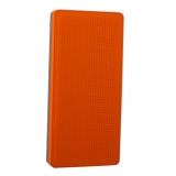 Аккумулятор внешний универсальный & беспроводное зарядное Remax RPP 103- 10000 mAh Miles power bank (2USB: 5V-2.4A) Оранжевый