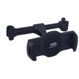 Автомобильный держатель XO phone&pad stand (XO-C17-BK) универсальный на подголовник (ширина 200mm) Черный