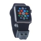Гарнитура COTEetCI на запястья для AirPods Sports Wrist Fit CS8117-GY Серый