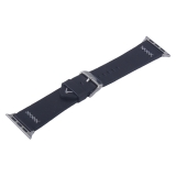 Ремешок кожаный COTEetCI W33 Fashion LEATHER классическая пряжка (WH5256-BK-38) для Apple Watch 40 мм Черный