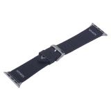 Ремешок кожаный COTEetCI W33 Fashion LEATHER классическая пряжка (WH5256-BK-38) для Apple Watch 38 мм Черный