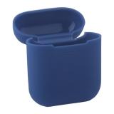 Чехол силиконовый Deppa для AirPods D-47004 1.4 мм Синий