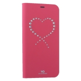 Чехол-книжка White Diamonds Eternity Booklet PU для iPhone X с кристаллами Swarovski (805045) 1361ETY41 Розовый