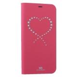 Чехол-книжка White Diamonds Eternity Booklet PU для iPhone XS с кристаллами Swarovski (805045) 1361ETY41 Розовый