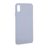 Чехол силиконовый Hoco Light Series для iPhone XS Max (6.5) Прозрачный