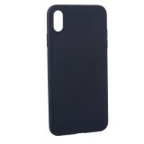 Чехол силиконовый Hoco Fascination Series для iPhone XS Max Черный