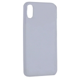 Чехол силиконовый Hoco Light Series для iPhone XR (6.1) Прозрачный