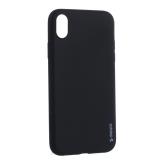 Чехол-накладка силикон Deppa Gel Color Case TPU D-85363 для iPhone XR (6.1) 0.8мм Черный
