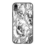 Чехол-накладка закаленное стекло Deppa Glass Case D-86508 для iPhone XR (6.1) 2.0 mm Белый