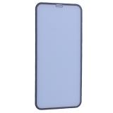 Стекло защитное 5D для iPhone XR (6.1) 0.3mm Black