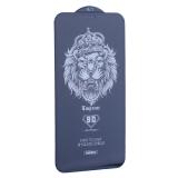 Стекло защитное Remax 9D GL-32 Emperor Series Твердость 9H для iPhone 11/ XR (6.1) 0.22mm Black