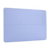 Защитный чехол-накладка HardShell Case для Apple MacBook Air 13 матовая прозрачная
