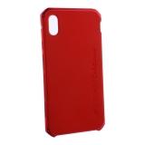 Чехол-накладка Element Case (AL&Pl) для Apple iPhone XS Max (6.5) Solace Красный (красный ободок)