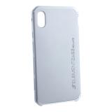Чехол-накладка Element Case (AL&Pl) для Apple iPhone XS Max (6.5) Solace Серебристый (серебристый ободок)